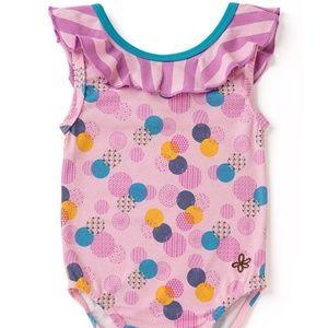 Matilda Jane READY TO TUMBLE Bodysuit Size 6 NWT